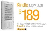 Kindle 2 at Amazon