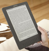 Kindle DX Lifestyle