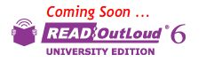 Read:OutLoud University Edition eReader