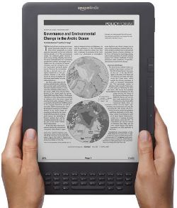 Kindle DX E Ink Pearl