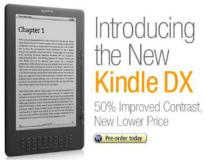 New Kindle DX