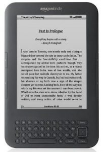Kindle 3 WiFi