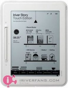 iRiver Story Touch Edition