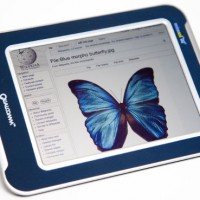 Mirasol Color eReader Prototype