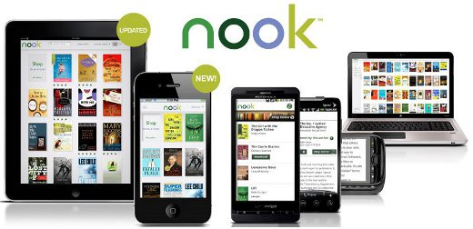 New Barnes and Noble Nook Reading Apps | The eBook Reader Blog