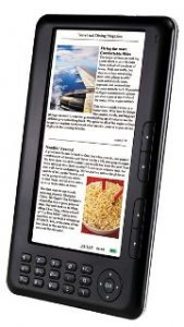 Skytex Primer eBook Reader