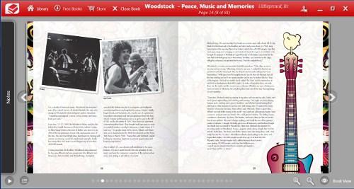 Blio Woodstock