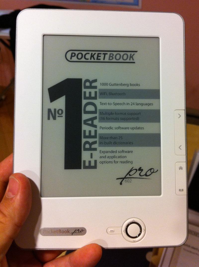 PocketBook 602