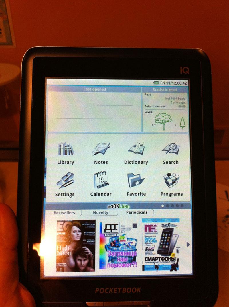 PocketBook IQ