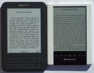 SiPix vs E Ink