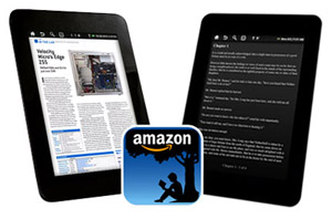 Cruz Reader Kindle Tablet