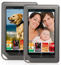 Nook Color Videos
