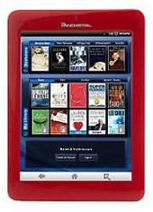 Pandigital Novel Red