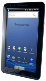 Pandigital Novel Wireless