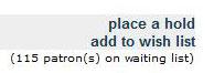 Ebook Waiting List