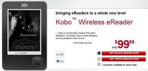 Kobo $99