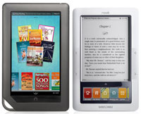Nook Color and Nook 3G