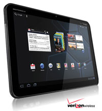 Xoom Verizon