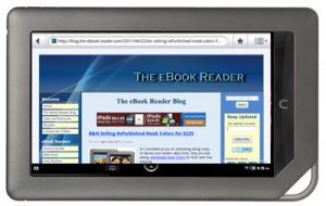Nook Color Update Review