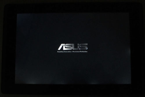 Asus Transformer Light Bleed