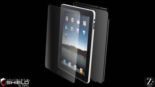 iPad ZAGG