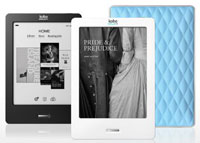 New Kobo Touch