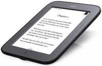 New Nook Touch