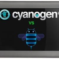 Nook Color CM7 vs Honeycomb