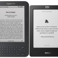 Kobo Touch vs Kindle 3