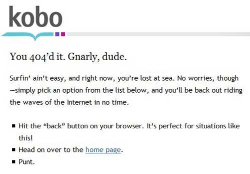 Kobo 404
