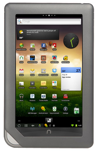 Nook Color N2A