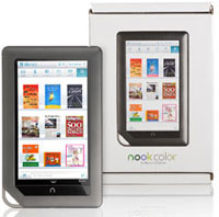 Nook Color Refurbs