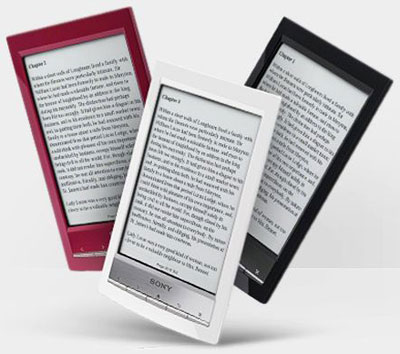 Sony Reader Wi-Fi (PRS-T1) Gets Official, Shows up on Sony ...