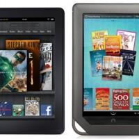 Kindle Fire vs Nook Color