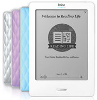 Kobo Touch White