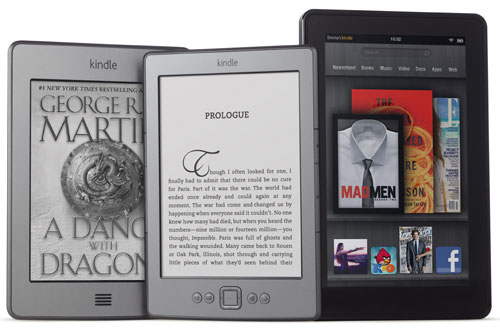 New Kindle Family