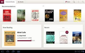 Reader for Android Tablets