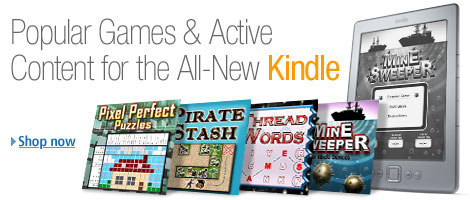 Kindle 4 Active Content