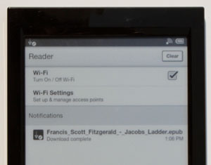 Reader Wifi Android