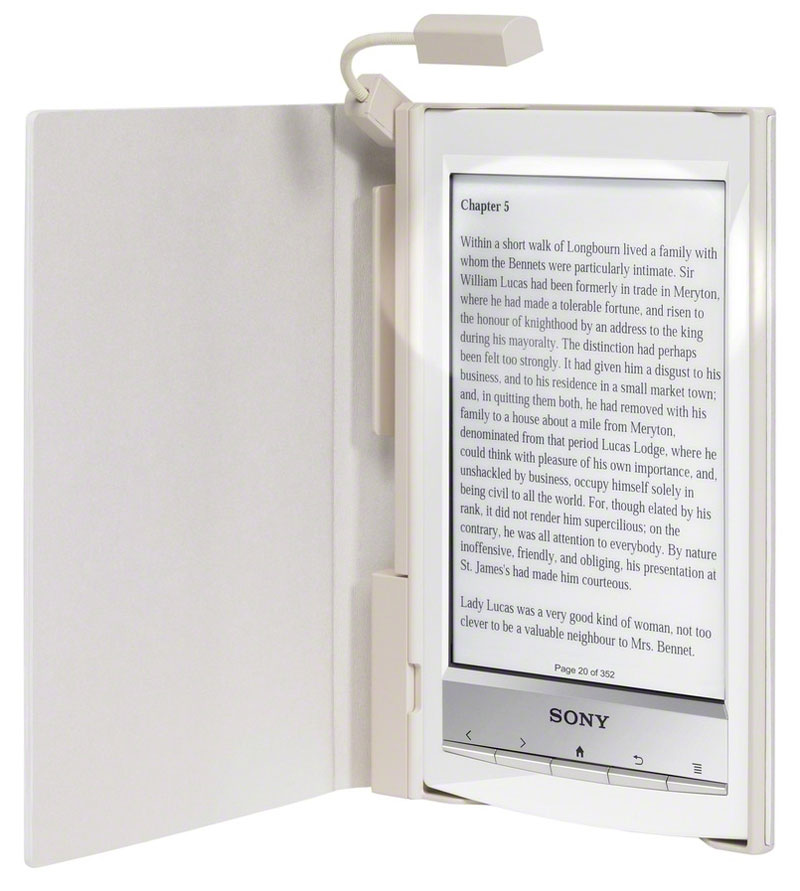 Reader Wi-Fi Cover with Light