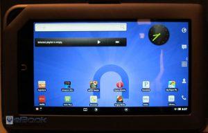 Nook Tablet Apps