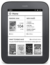 Nook Touch 1.1