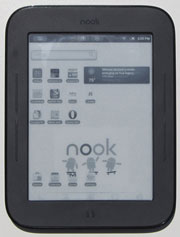 Rooted Nook Touch