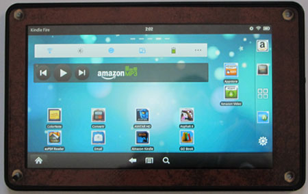 Kindle Fire Go Launcher