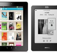 Kobo Vox and Kobo Touch
