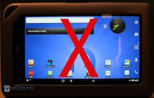 Nook Tablet No Apps
