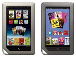 Nook Tablet vs Nook Color