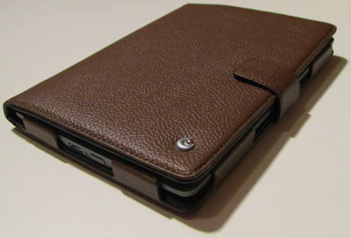 buy online 8d380 f02e4 Noreve Leather Cover Review for Kindle 4 | The eBook Reader Blog