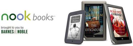 Overstock Nook Books