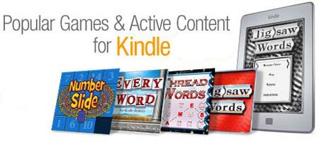 Kindle Games